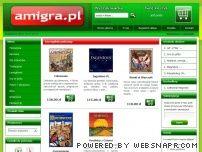 Sklep amigra.pl - gry planszowe i nie tylko