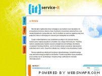 Usługi informatyczne dla firm, service-it, www