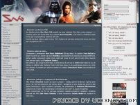 SWgames.pl - gry Star Wars. The Force Unleashed, The Old Republic, Battlefront 3