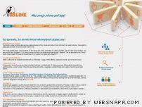AS-LINK - funkcjonalność stron www