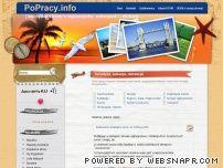 PoPracy.info - Turystyczny katalog stron