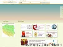 Pokojeonline24h.pl - Największa baza dostępnych pokoi online