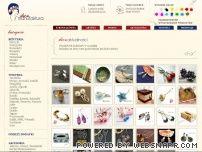 Decomanufaktura - biżuteria, kolczyki, naszyjniki, bransolety