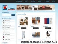 biurowe meble i metalowe