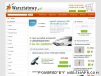 warsztatowy.pl – Warsztatowy Sklep Internetowy